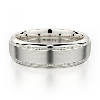 Michael M Men's Wedding Band MB-101 product image
