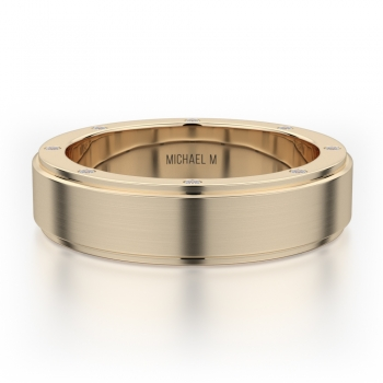 Michael M Men's Wedding Band MB-116 product image