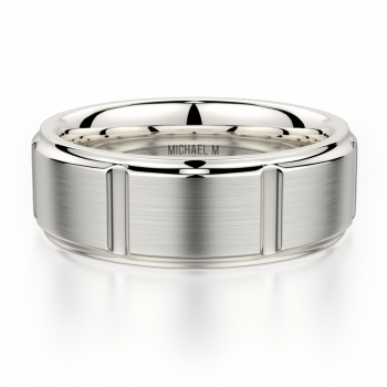 Michael M Men's Wedding Band MB-108 product image