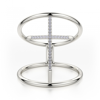 Michael M Fashion Ring F284-6.5 product image