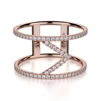 Michael M Fashion Ring F282-5 product image