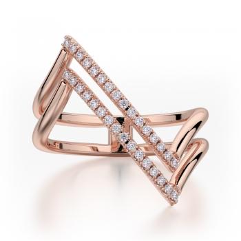Michael M Fashion Ring F286 product image
