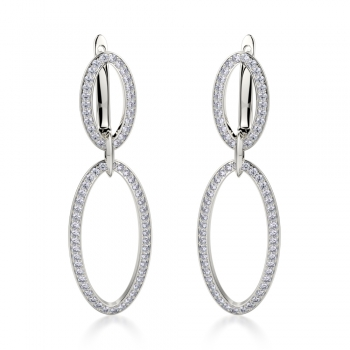 Michael M Fashion Earrings MKOB169 product image