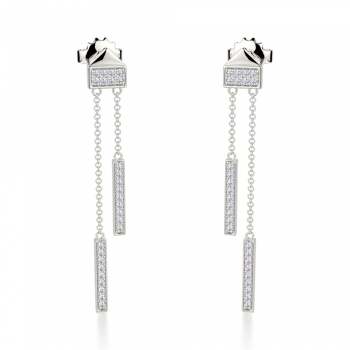 Michael M Fashion Earrings ER272 product image