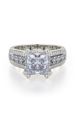 Michael M Princesse Engagement ring R401S-1.5 product image
