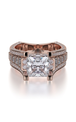Michael M Princesse Engagement ring R424-2 product image