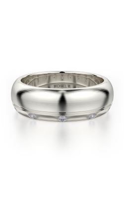 Michael M Wedding Bands's image