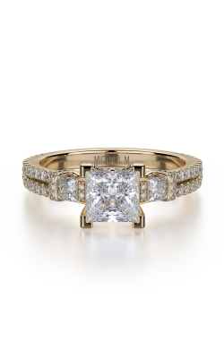 Michael M Princesse Engagement ring R476-1 product image