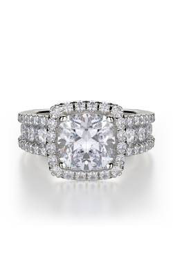 Michael M Princesse Engagement Ring R663-2 product image