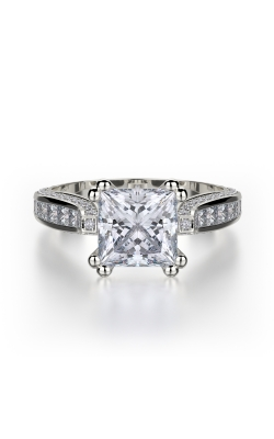 Michael M Princesse Engagement Ring R431-2 product image