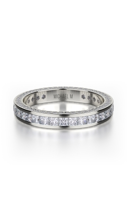 Michael M Princesse Wedding Band R431BF product image