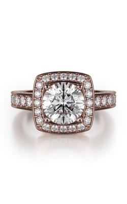 Michael M Princess Engagement ring R261-2 product image