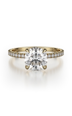 Michael M Crown Engagement ring R706-1.5 product image