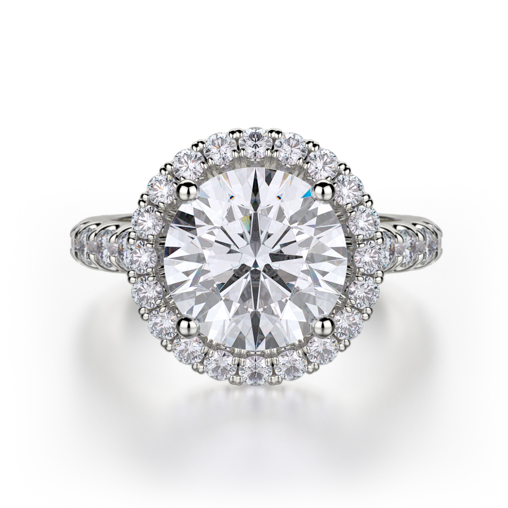 Michael M Europa Engagement ring R320L-3 product image