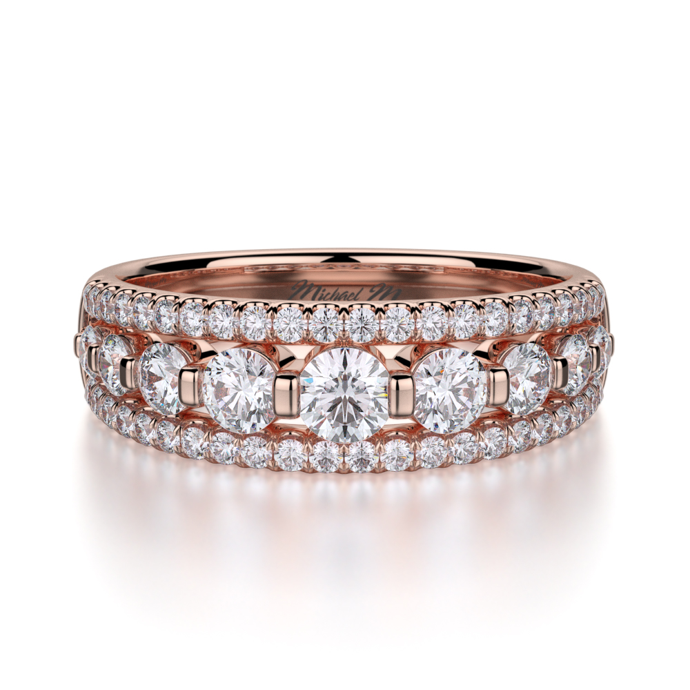 Michael M Estrella Wedding band R306B product image