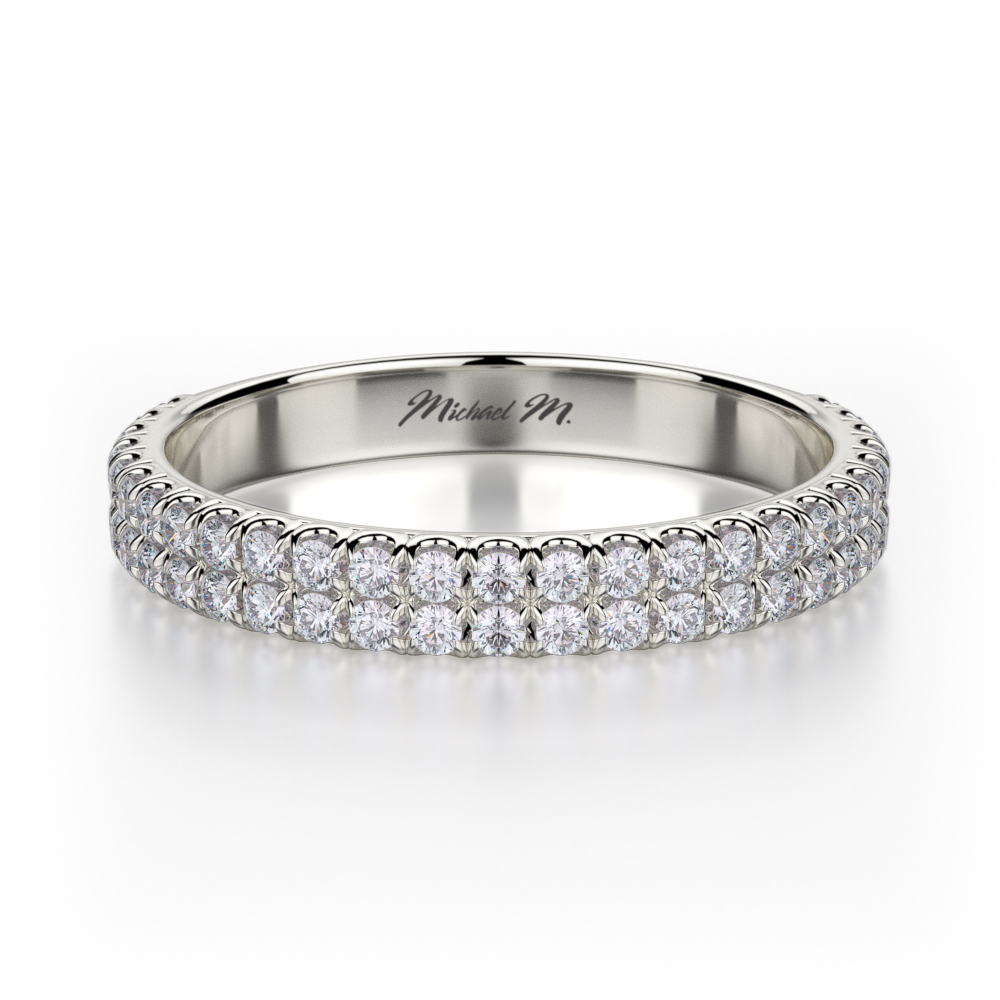 Michael M Europa Wedding band R483B product image