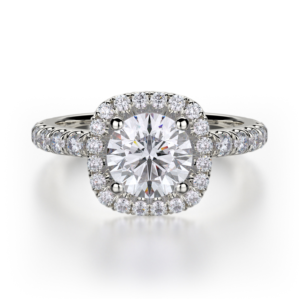 Michael M Europa Engagement ring R536-1 product image