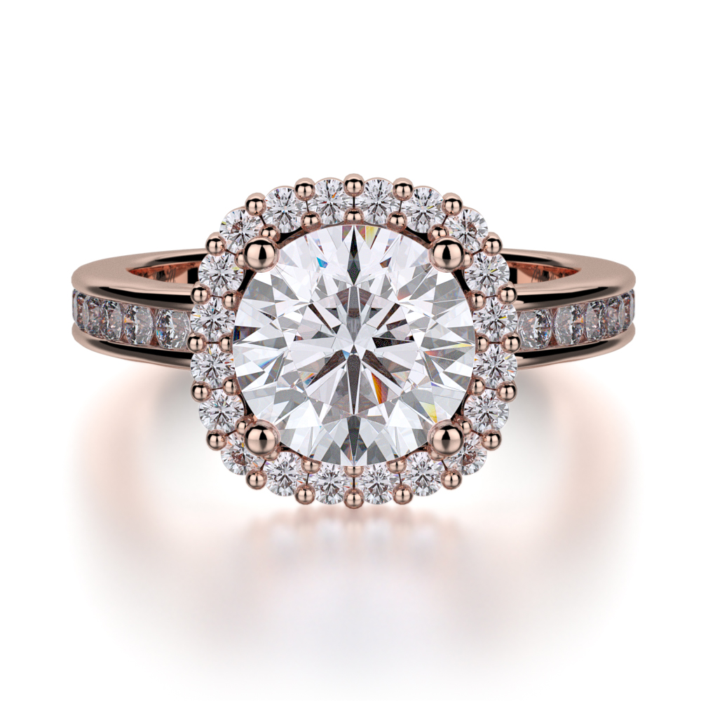 Michael M Strada Engagement ring R673-1.5 product image