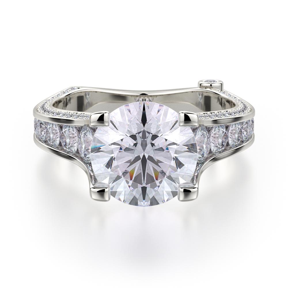 Michael M Strada Engagement ring R675-2 product image