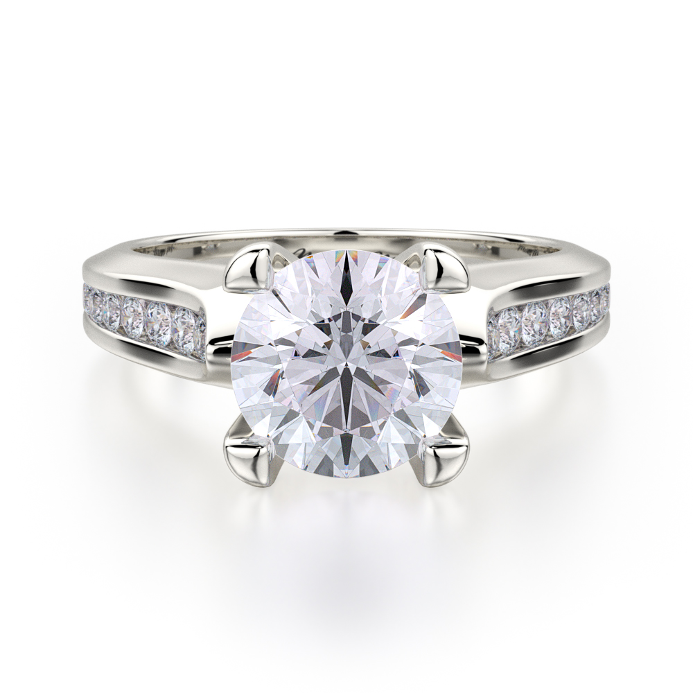 Michael M Strada Engagement ring R684-1.5 product image