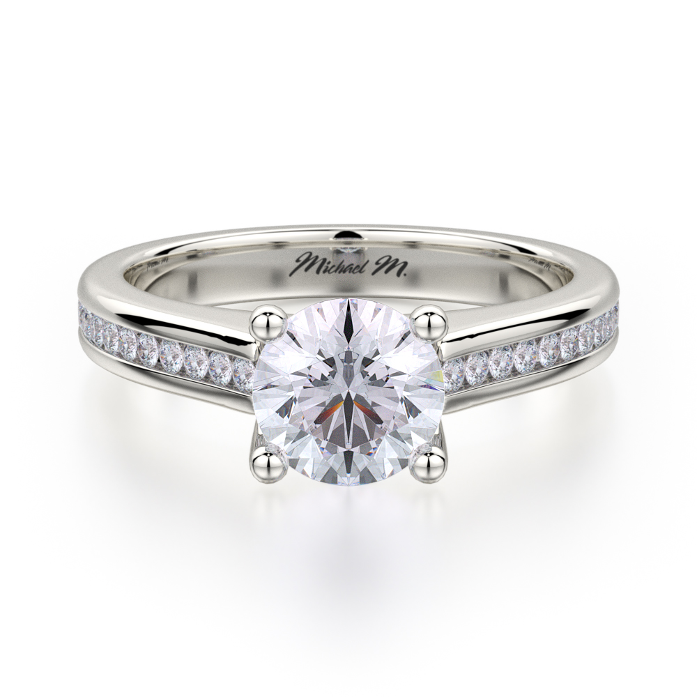 Michael M Love Engagement ring R461S-1 product image