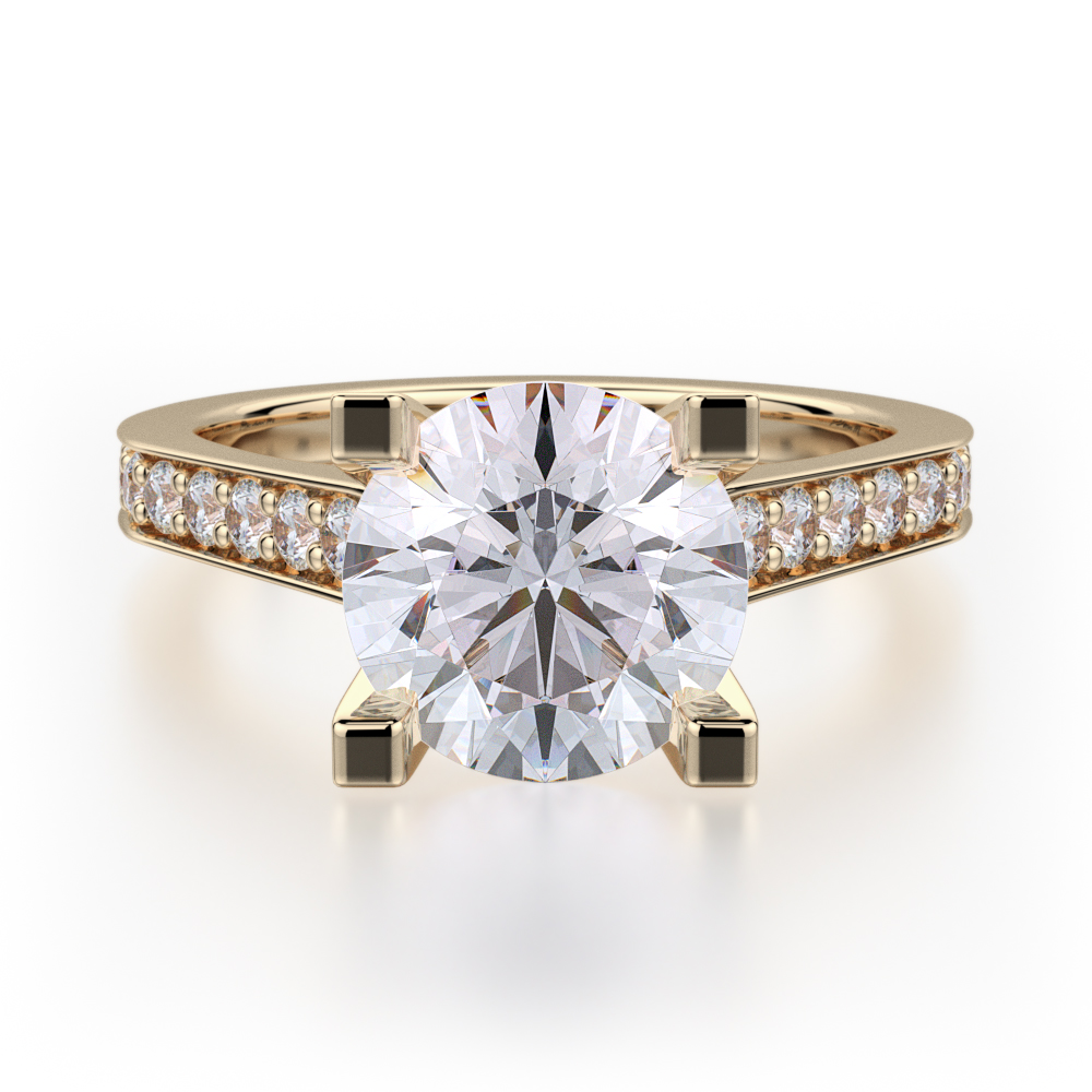 Michael M Love Engagement ring R697-2 product image