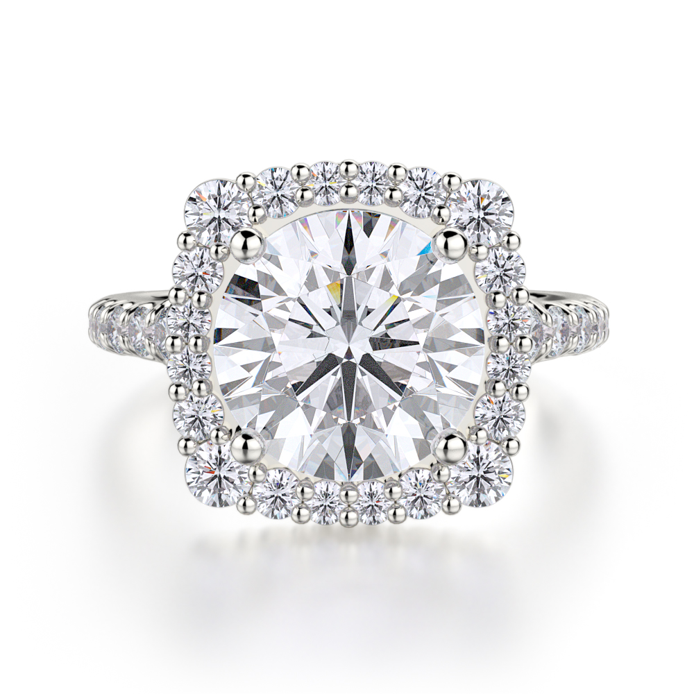 Michael M Europa Engagement ring R698-2 product image