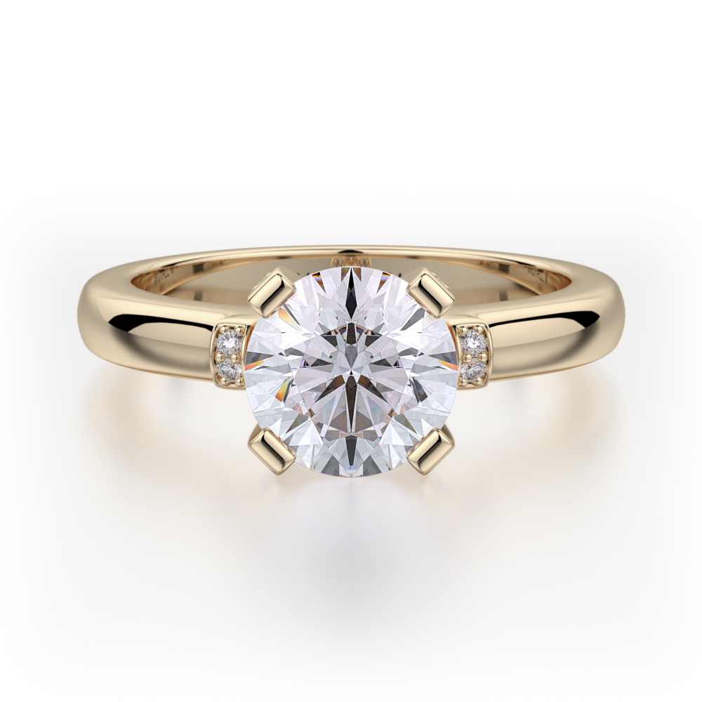 Michael M Love Engagement ring R516-1 product image