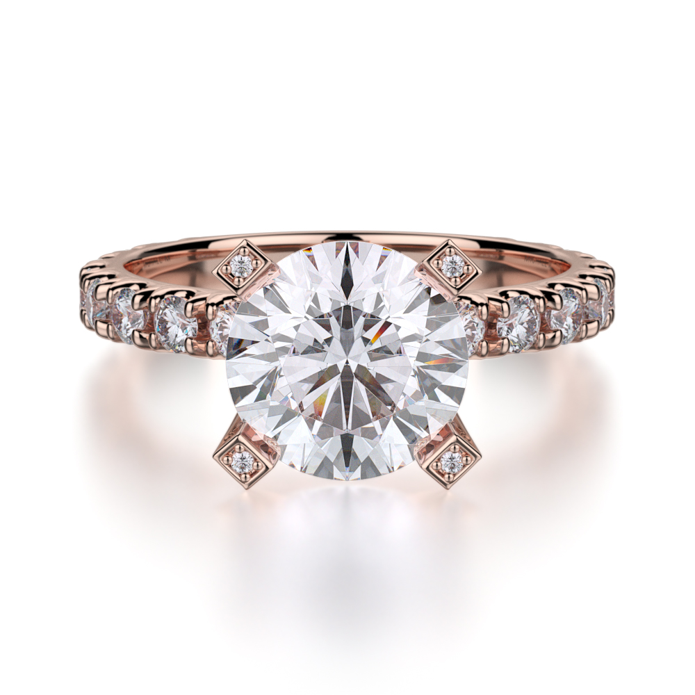 Michael M Europa Engagement ring R442-2 product image