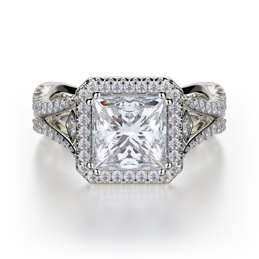 Michael M Monaco Engagement ring R635-2 product image