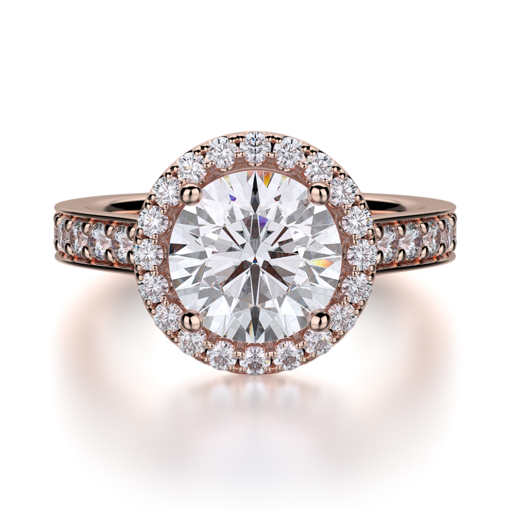 Michael M Love Engagement ring R500-1.5 product image