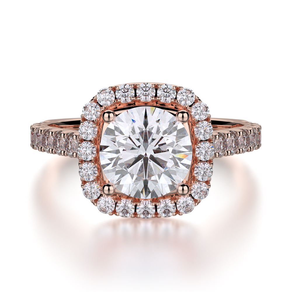 Michael M Monaco Engagement ring R615-2 product image