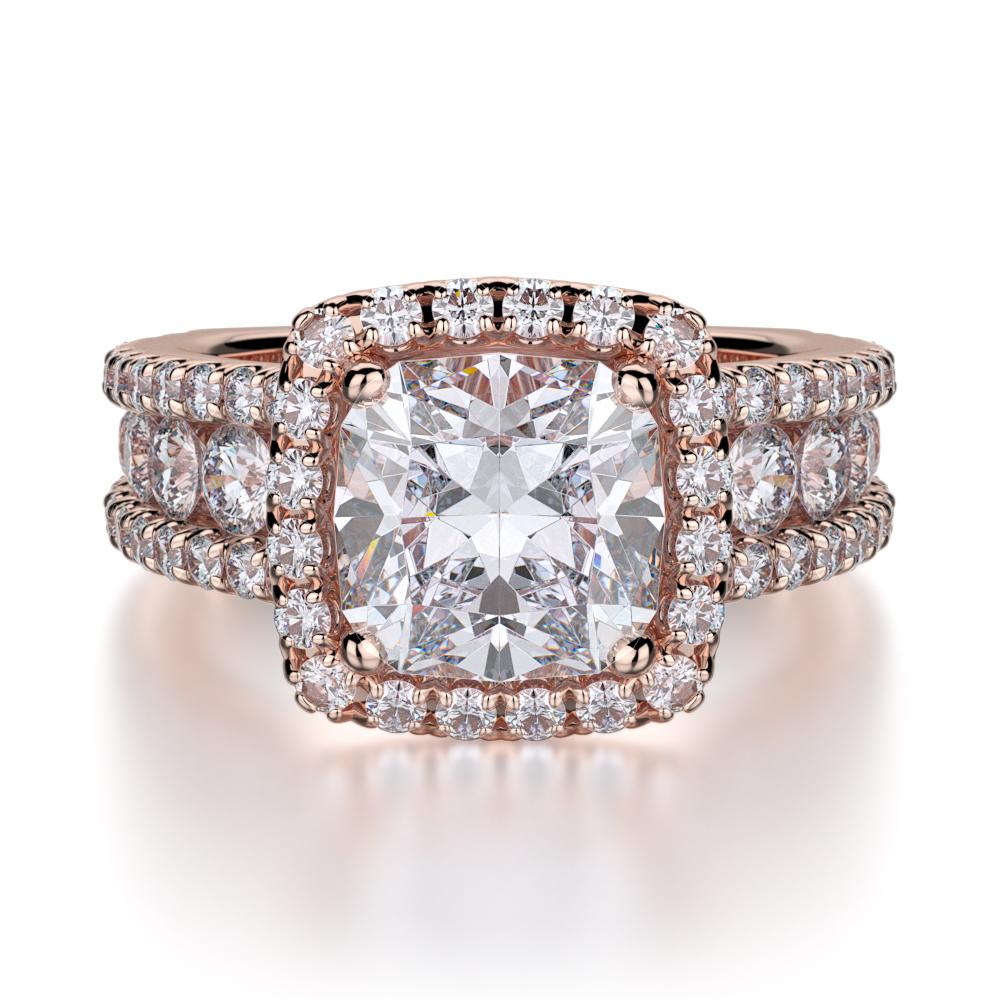 Michael M Princesse Engagement ring R663-2 product image