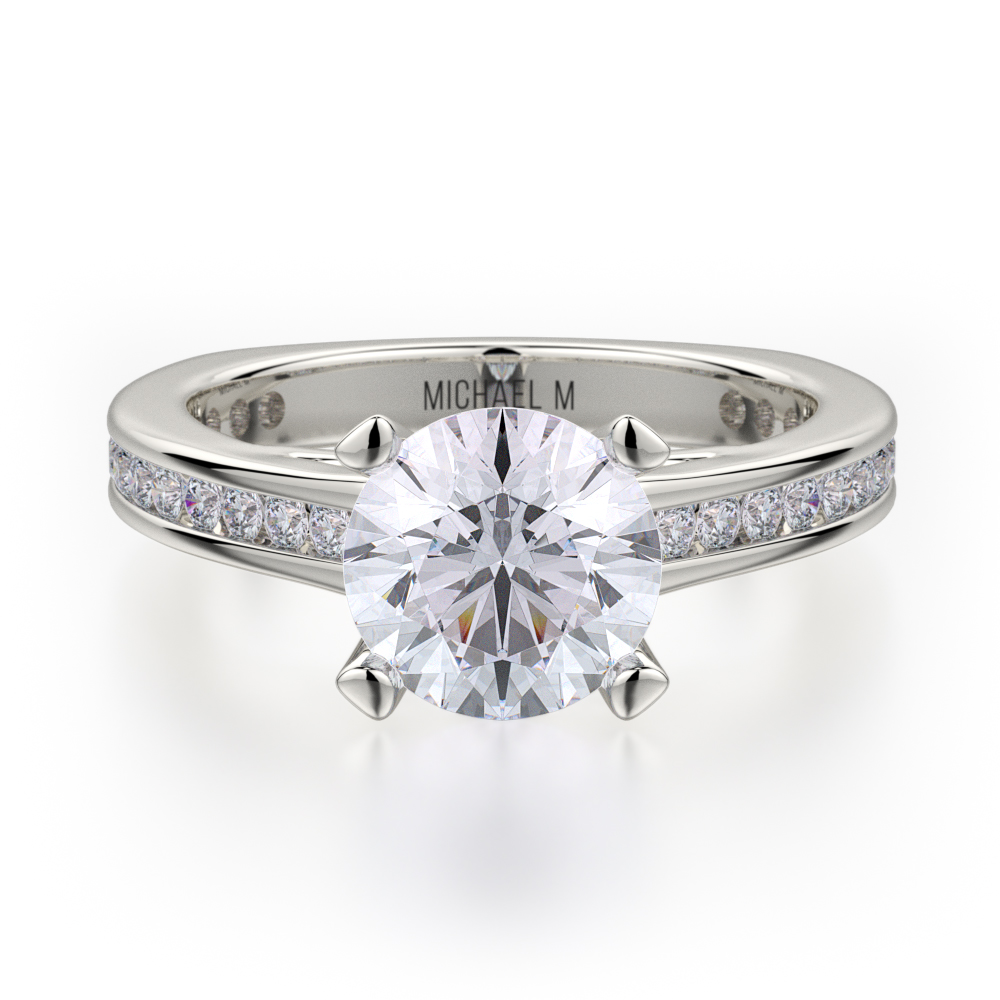 Michael M Strada Engagement ring R672-1.5 product image
