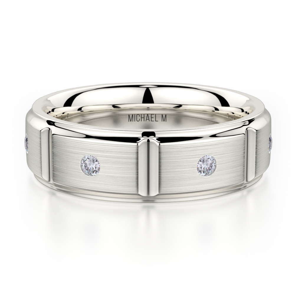 Michael M Men's Wedding Bands Wedding band MB-107 product image