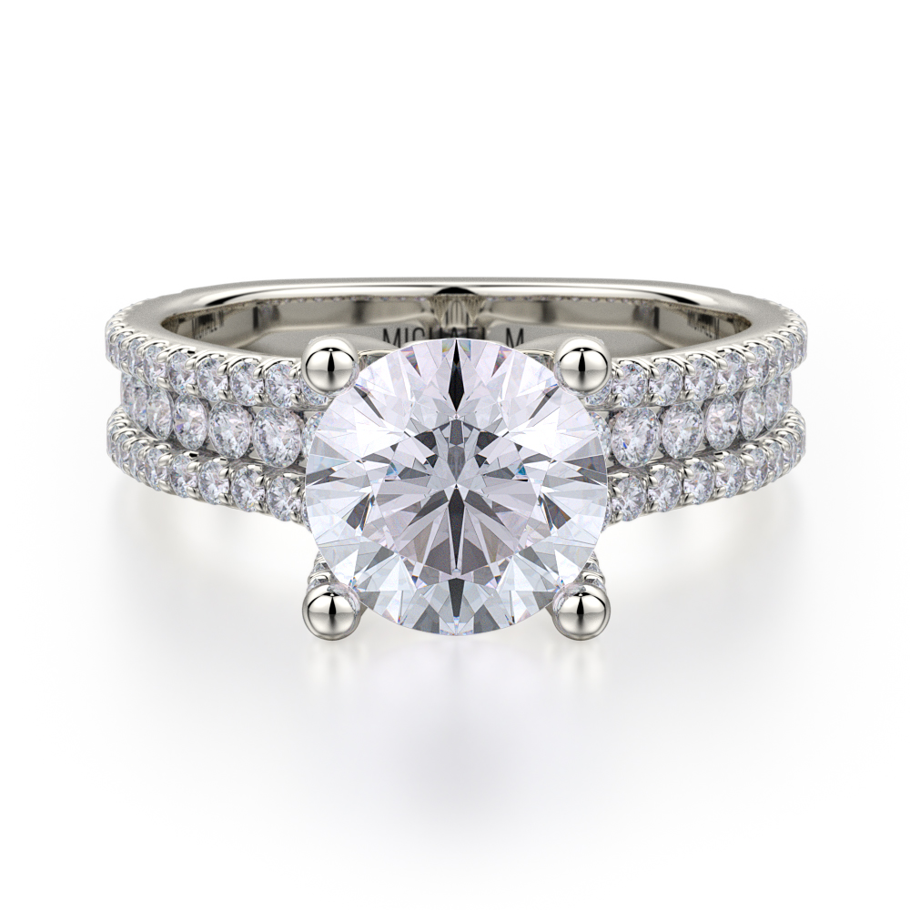 Michael M Strada Engagement ring R671-1.5 product image