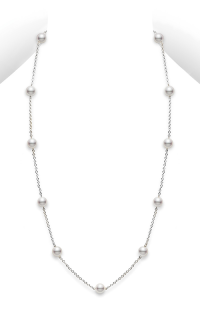 Mikimoto Necklaces PC 158L W