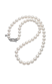 Mikimoto Necklaces G 90118V 1W