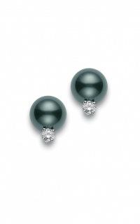 Mikimoto Earrings PES902BDW