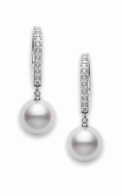 Mikimoto Classic Elegance Lever Back Earrings PEA 1008D W product image