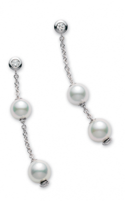 Mikimoto Earrings Earrings PEL 644D W product image