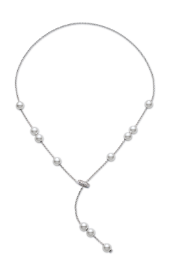 Mikimoto Necklaces PPL 351D W 11 product image