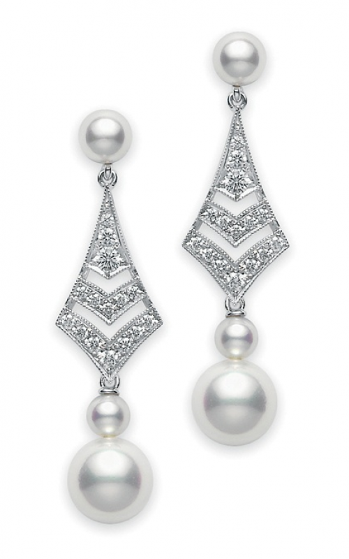 Mikimoto Earrings Earrings PEM109DW product image
