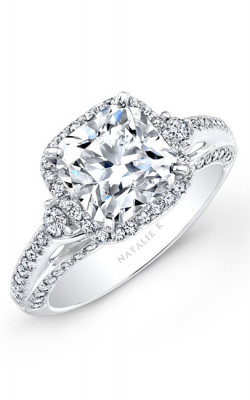 Natalie K Princesse Engagement Ring NK22438-W