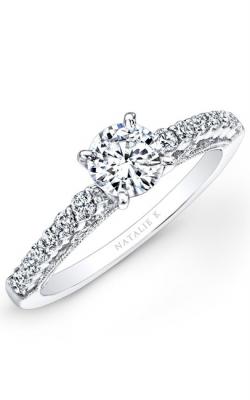 Natalie K Renaissance Engagement Ring NK25849ENG-W