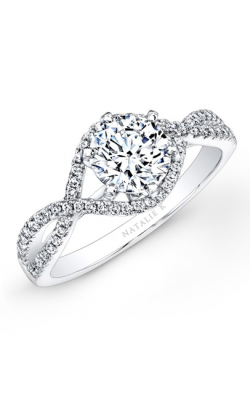 Natalie K Belle Engagement Ring NK26225-W product image