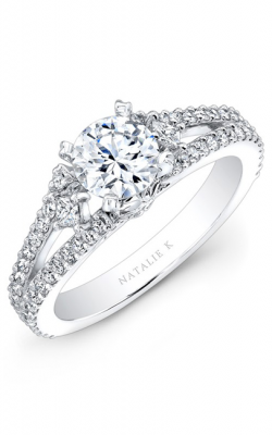 Natalie K Belle Collection Engagement Ring NK23466-W product image