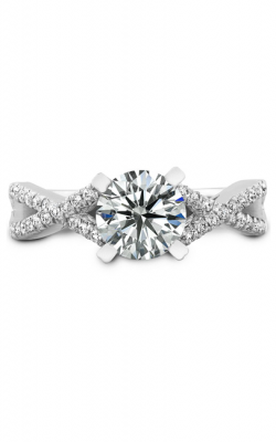 Natalie K Belle Collection Engagement Ring NK19582ENG-W product image