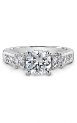 Natalie K Trois Diamants Engagement Ring NK15193-W