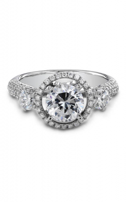 Natalie K Trois Diamants Engagement Ring NK18727-W